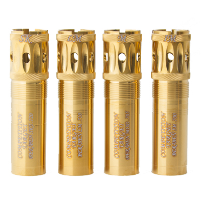 Beretta/Benelli Mobil Gold Competition Target Ported Sporting Clays Choke Tubes 12ga
