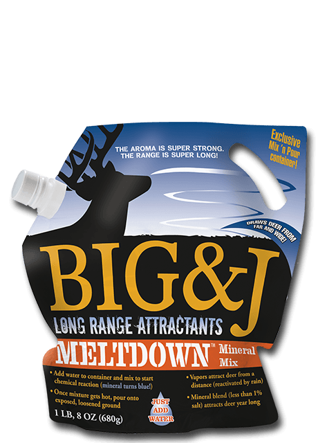 BIG & J MELTDOWN™ Mineral Powder Mix - 1.5 lb Bag