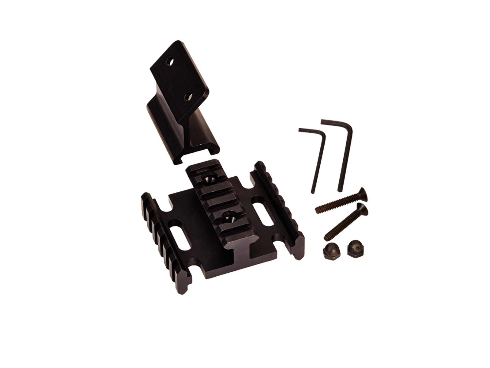 Tac Bracket with Quiver Attachment (order 7009)