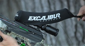 Excalibur Ex-Over Neoprene Scope Cover (73594)