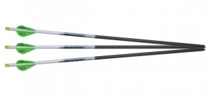 Proflight Premium Illuminated Carbon Arrows 3-pack *NEW*