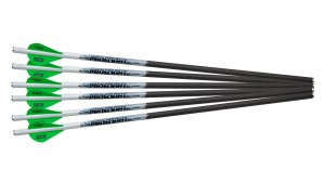 Proflight Premium Carbon Arrows (flat back) 6-pack