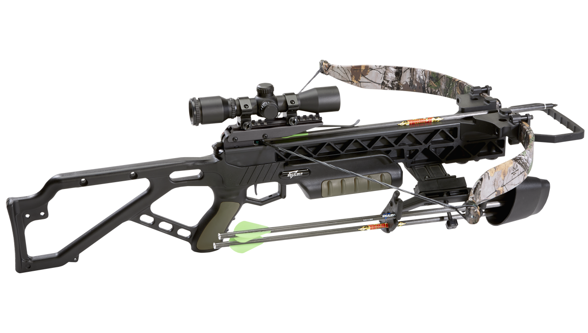 Excalibur *NEW* Matrix GRZ2 w/Fixed Power Scope Pkg
