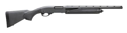 Remington 870 Compact  20GA Pump Shotgun - Black (81148)