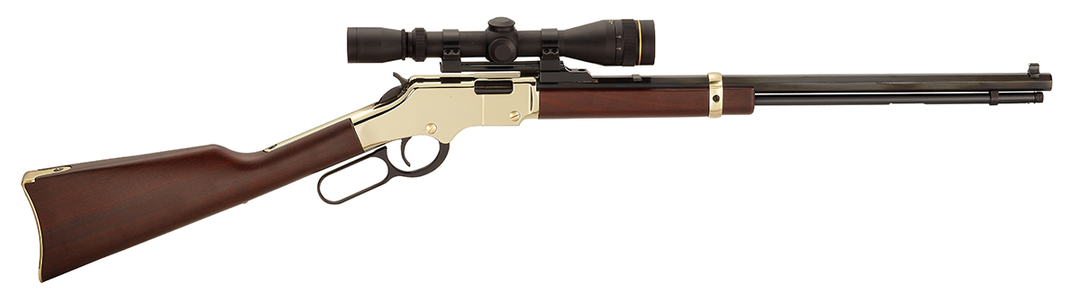 Henry Golden Boy .22 Magnum Lever Action Repeating – H004M