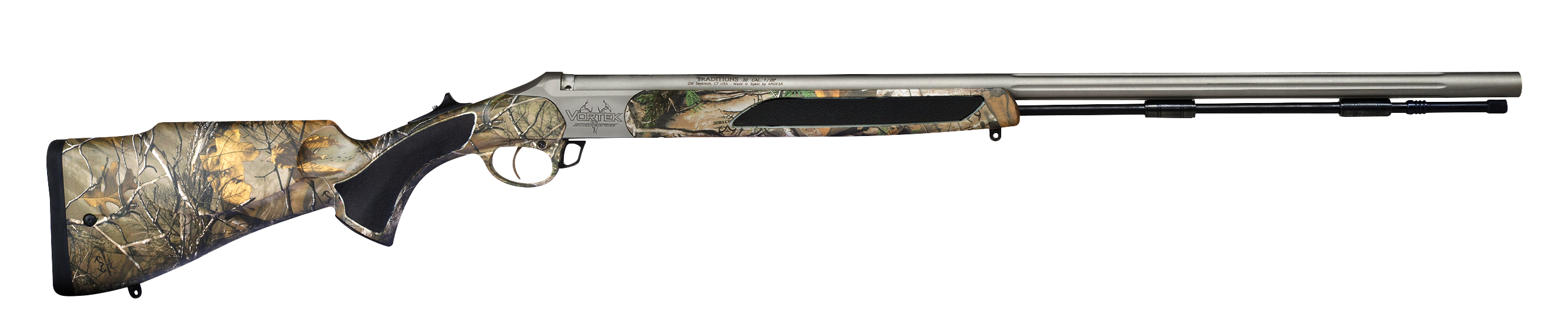 Traditions Vortek StrikerFire™ .50 cal Realtree Xtra/Cerakote -  R561146NS