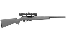 Remington 597 22LR  Rimfire Rifle - with 3-9x32mm Scope (26513)