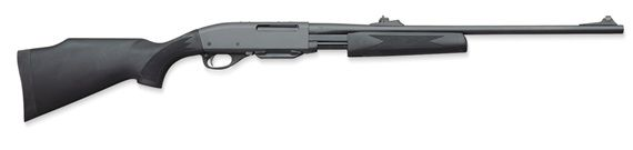 Remington 7600  Pump Action Centerfire Rifle - Synthetic .270 WIN (25145)