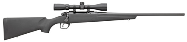 Remington 783 Bolt-Action Centerfire Rifle - Synthetic, Scoped