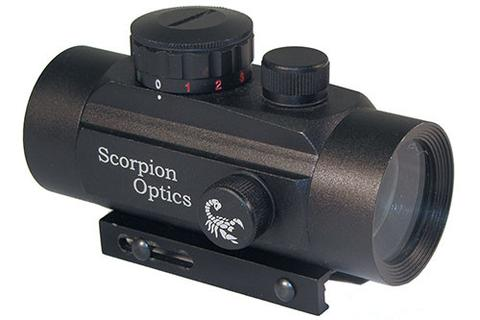 Scorpion Red/Green Dot Scope 1x30